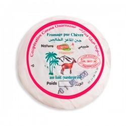 Fromage frais pur chèvre nature 100 gr