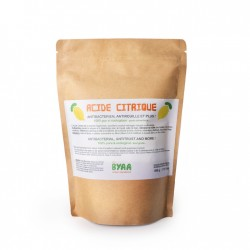 Acide citrique 500 gr BYAA