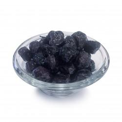 Olives noires au sel en vrac/Kg